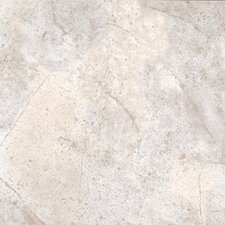 "Ovations Sunstone 14"" x 14"" x 3.56mm Luxury Vinyl Tile in Stone White"