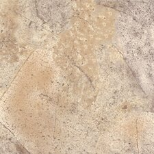 "Ovations Sunstone 14"" x 14"" x 3.56mm Luxury Vinyl Tile in Earthen Brown"