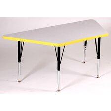 "60"" x 26.02"" Trapezoidal Classroom Table"