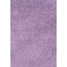 Lavender Shag Kid's Area Rug