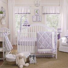 Papillon 4 Piece Crib Bedding Set