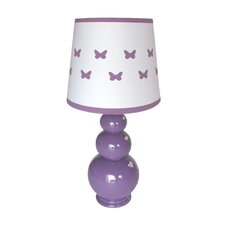 "Papillon 16.5"" Table Lamp with Empire Shade"