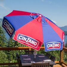 8ft Beach and Patio Market Umbrella
