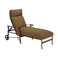 Montreux Chaise Lounge with Cushion