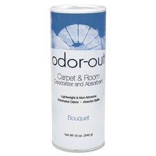 Odor-Out Rug/Room Deodorant - 12 Oz / 12 Cans per Carton / 4 Cartons per Case