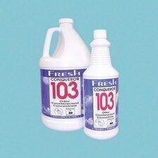 1 Quart Conqueror 103 Odor Counteractant Concentrate Tutti-Frutti (Case of 12)