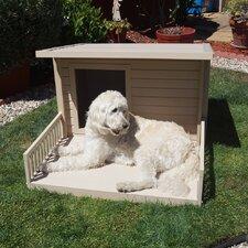ecoChoice Santa Fe Chalet Dog House