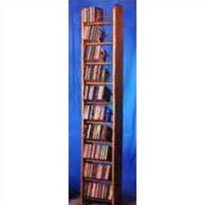 1000 Series 260 CD Backless Dowel Multimedia Storage Rack