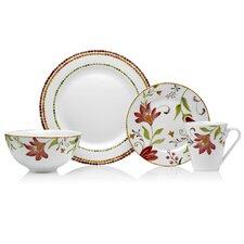 Italian Cypress 16 Piece Dinnerware Set