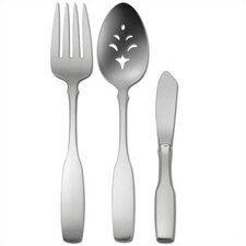 Stainless Steel Paul Revere 3 Piece Serving Set