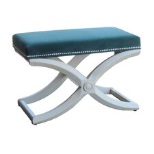 Emerald Upholstered Bench