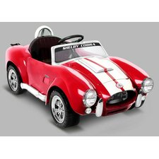 Shelby 12V Cobra Battery Powered Car