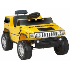 Hummer 6V Battery Powered Jeep