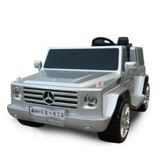 Mercedes Benz G55 AMG Two Seater 12V Battery Powered Jeep
