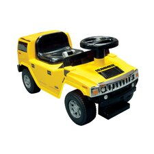 Hummer H2 Foot To Floor Jeep