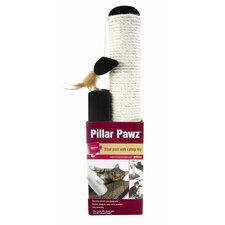 Pillar Pawz Sisal Scratching Post