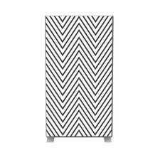 EasyScreen Zigzag Room Divider Sheet