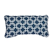 Stella Knotted Indoor/Outdoor Lumbar Pillow (Set of 2)