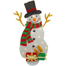 Decorative Décor Snowman Christmas Decoration