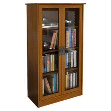 "Glass Door 53.06"" Standard Bookcase"