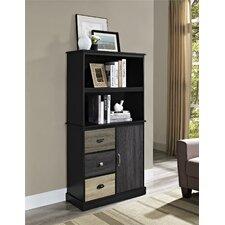 "Blackburn Storage 57"" Standard Bookcase"
