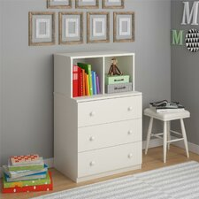 Skyler Kids' 3 Drawer Dresser