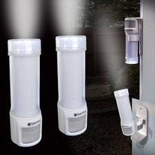 Sentina Twin Motion Sensor Portable Light