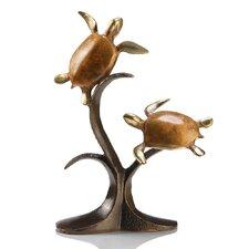 Turtle Double Figurine