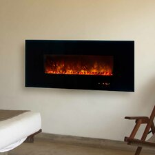 Dream Flame Wall Mount Linear Electric Fireplace