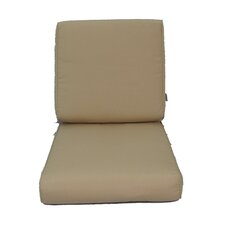 Edina Outdoor Sunbrella Loveseat/Sofa Cushion