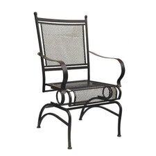 Caledonia Coil Spring Dining Arm Chair (Set of 2)
