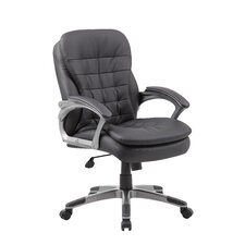 Mid-Back Conference Chair with Arms