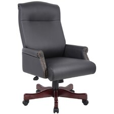Traditional High Back Executive Chair