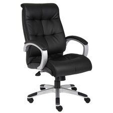 High-Back Double Plush Executive Chair