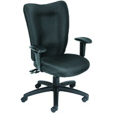 High-Back Multi-Function Office Chair