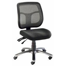 Mesh Back Argentum Task Chair