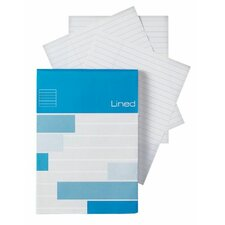 Lined Pad (Set of 3)