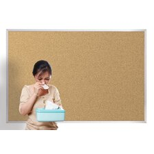 Health-Tak Wall Mounted Bulletin Board