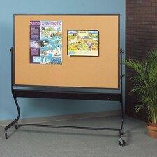 Euro Magnetic Reversible Bulletin Board