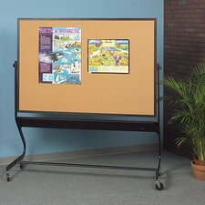 Euro Projection Plus Magnetic Mobile Whiteboard