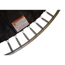 """Jumping Surface for 15' Trampolines with 96 V-Rings and 7"""" Springs (Springs Not Included)"""