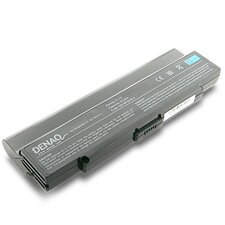 9-Cell 6600mAh Lithium Battery for SONY Laptops