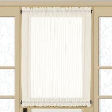 Monte Carlo Door Rod Pocket Single Curtain Panel