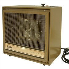 4,000 Watt Portable Electric Fan Compact Heater