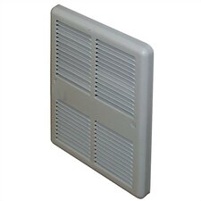 Economical Wall Insert Electric Fan Heater with Back Cans