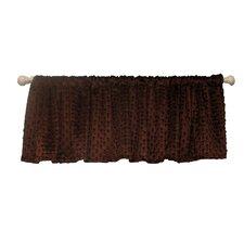 "Camo Rod Pocket Tailored 54"" Curtain Valance"