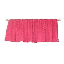 Hot Pink Zebra Curtain Valance