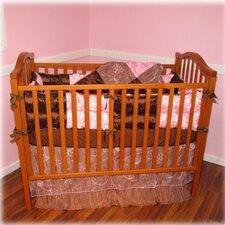 Rosie Dreams 4 Piece Crib Bedding Set