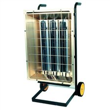 20,478 BTU Portable Electric Infrared Unitily Heater