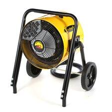 34 BTU Portable Electric Fan Utility Heater